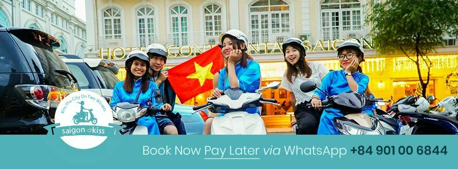 Book saigon motorbike tours female drivers