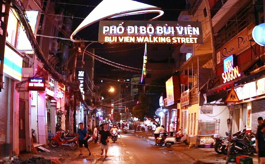 what to do in ho chi minh city at night