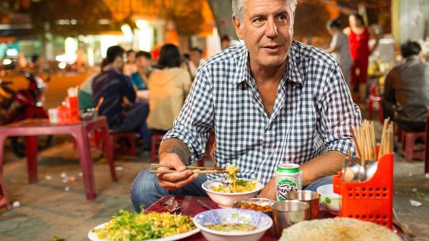 anthony bourdain loves vietnam scooter moped bike tour ho chi minh city food after dark vespa adventures back of the bikes street food tour