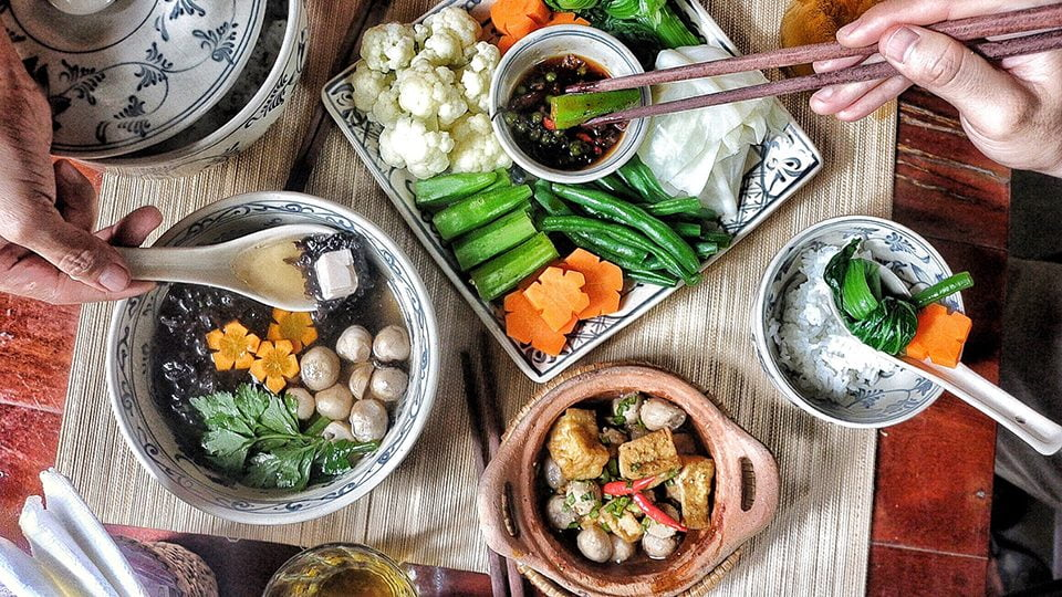 best vegetarian restaurants in ho chi minh city aka Saigon