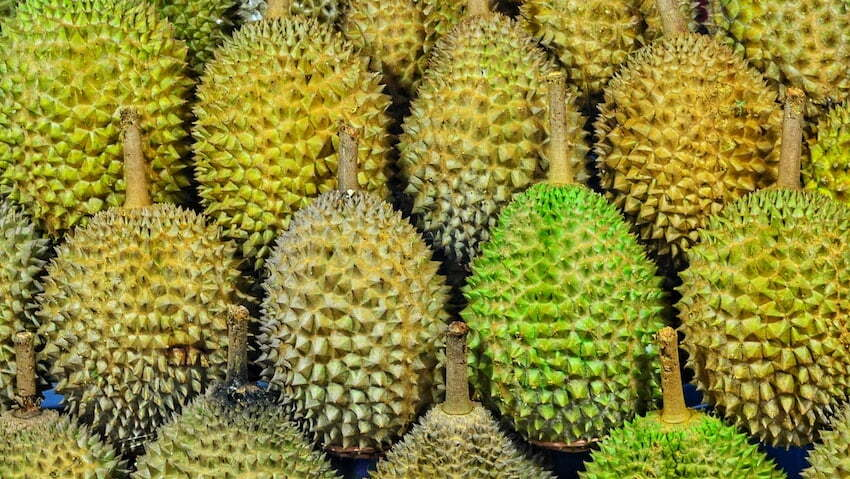 top exotic fruits you must try in Vietnam Saigon Ho Chi Minh motorbike scooter tour saigon by night after dark food tour day tour