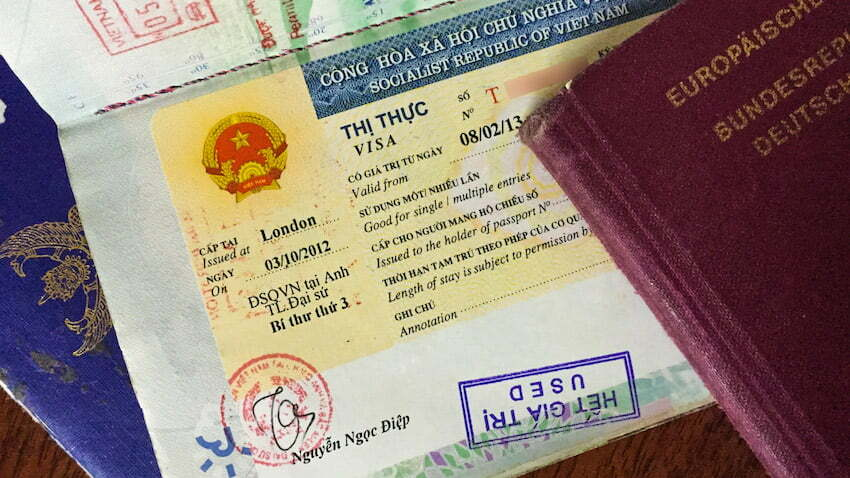 the most updated guide to how to get a visa to vietnam saigon food tour